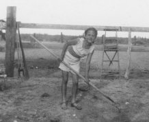 Barb, 1952, Monahans