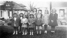 Corydon kids, 1947