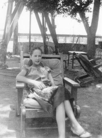 Rica, May 26, 1952, Monahans