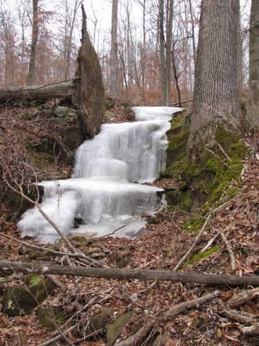 Creek in Milltown