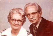 Delores and William Gordon Patten