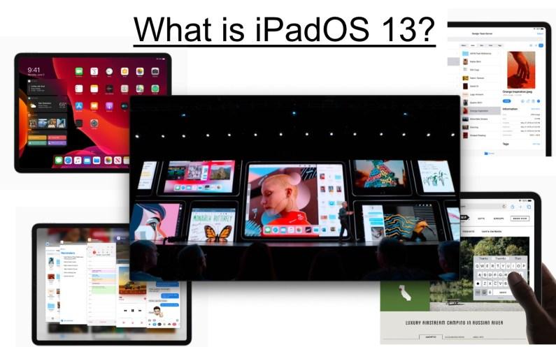 What's iPadOS