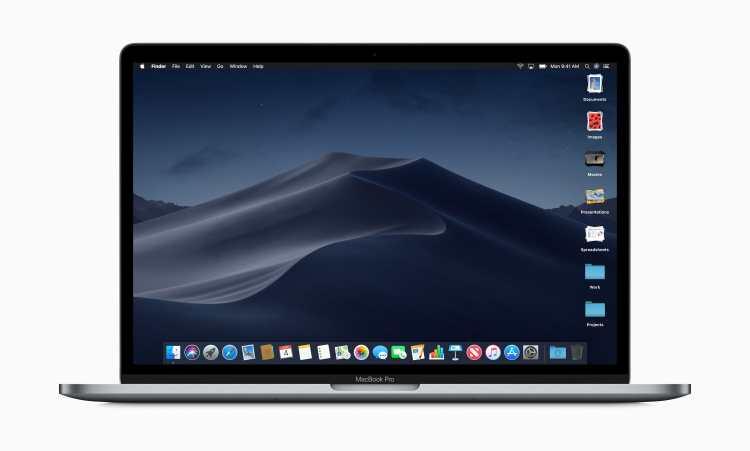 macOS Mojave: Desktop Stacks
