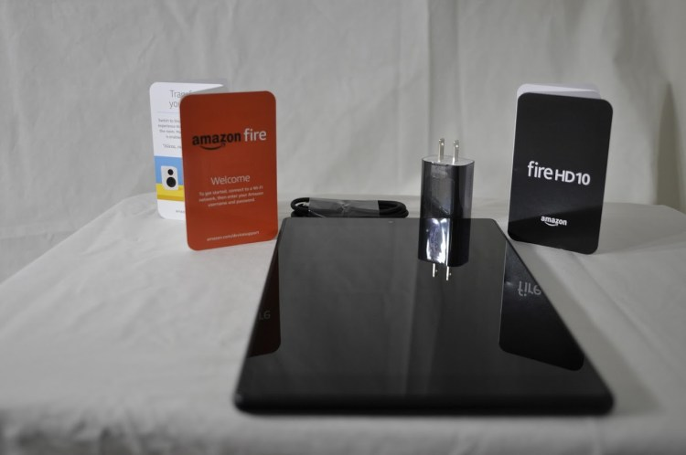 Unboxed Kindle