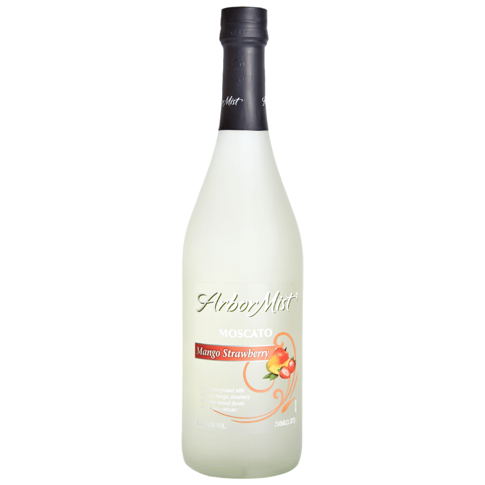 Applejack Arbor Mist Mango Strawberry Moscato 750 Ml