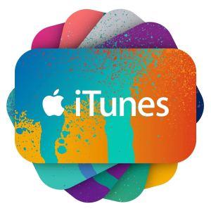 بطاقة iTunes متجر أمريكي
