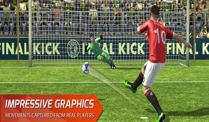 Final-Kick-VRGame-Screenshot