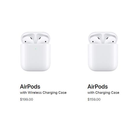 ما هو الفرق بين AirPods 1 و AirPods 2 ؟