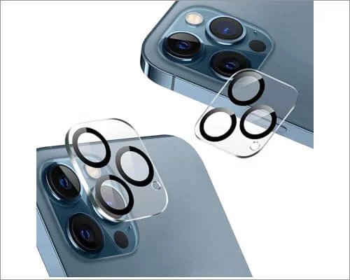 أفضل واقيات عدسات كاميرا iPhone 12 Pro Max في عام 2020