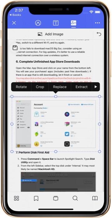 PDFelement Pro App: محرر ملفات PDF لأجهزة ايفون والايباد