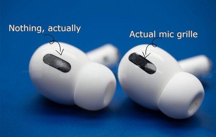 المنتج الموجود على اليسار مزيف