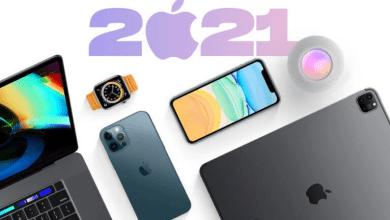دليل لمنتجات آبل القادمة في 2021