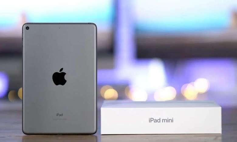 سيتوفر Apple iPad mini 6 بحلول نهاية هذا العام