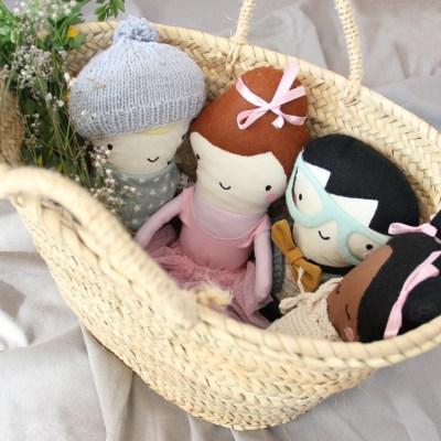 Muñecos y peluches