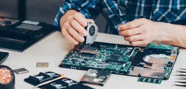 Laptop repair in cuffe pared