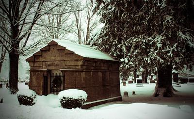Cemetery Portland Maine