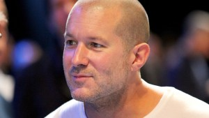Jony Ive Takes Up New Position as Apple's Chief Design Officer