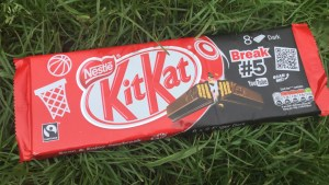 We Check Out the Latest Team-up Between KitKat and YouTube