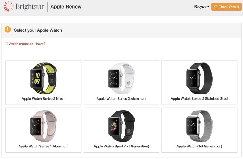 Brightstar is offering Apple Watch discounts