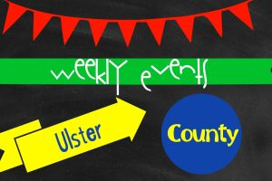 Ulster County Events Week of 11/03-11/09