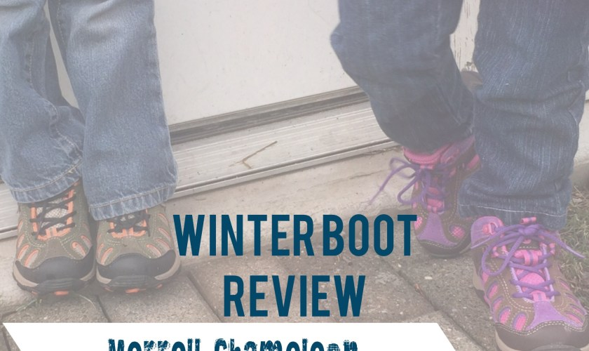 Stride Rite – Merrell Boot Review & Giveaway
