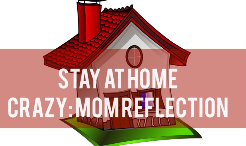 Stay at Home Crazy: Mom Reflection