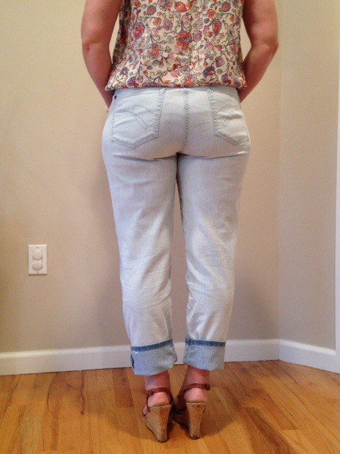 Alicia 1 MiracleBody Jeans