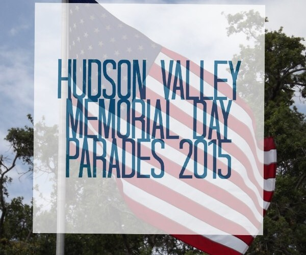Hudson Valley Memorial Day Parades 2015