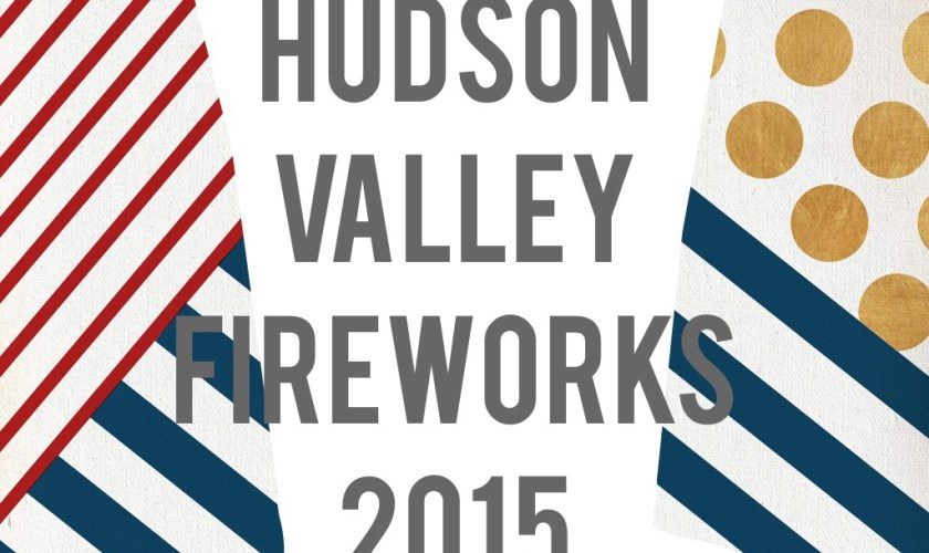 Hudson Valley Fireworks 2015 List