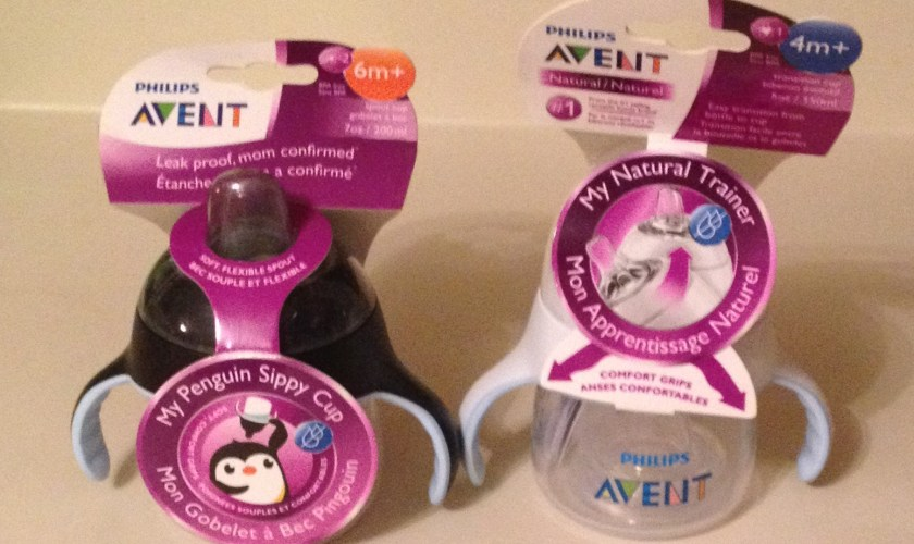 Philips AVENT Toddler Cups
