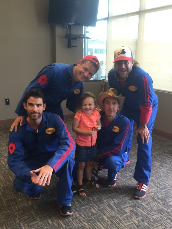 Charlotte with Imagination Movers