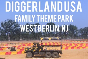 Diggerland USA Construction Theme Park