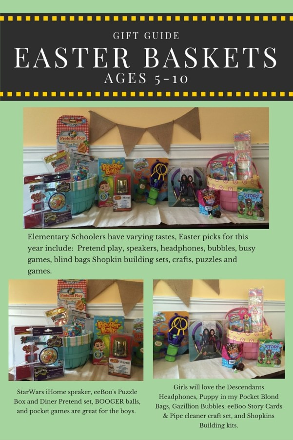 EASTER BASKETS 5+