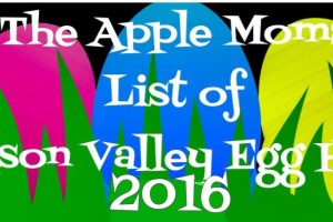 2016 List of Hudson Valley Egg Hunts