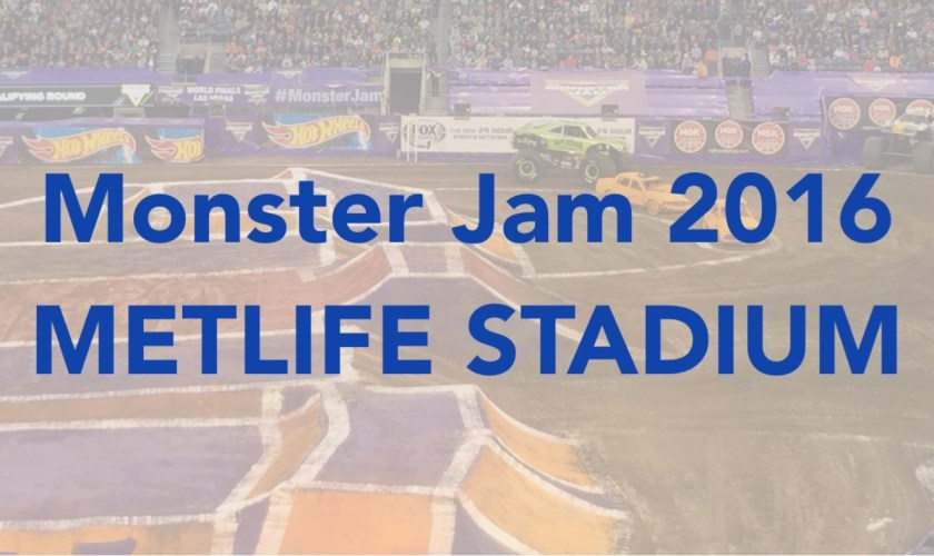 2016 Monster Jam