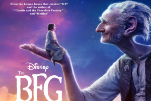 The BFG Movie Out Friday