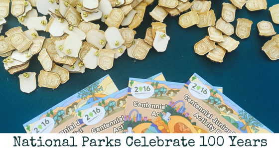National Park Foundation Celebrates 100 Years in 2016 #ad