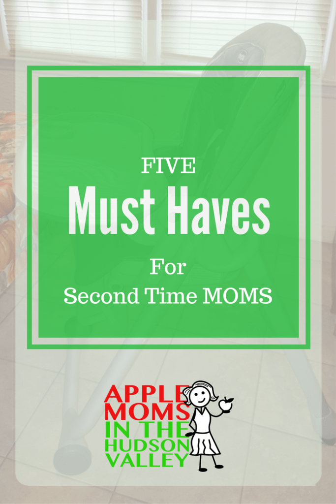 5 Must Haves for Second Time Moms