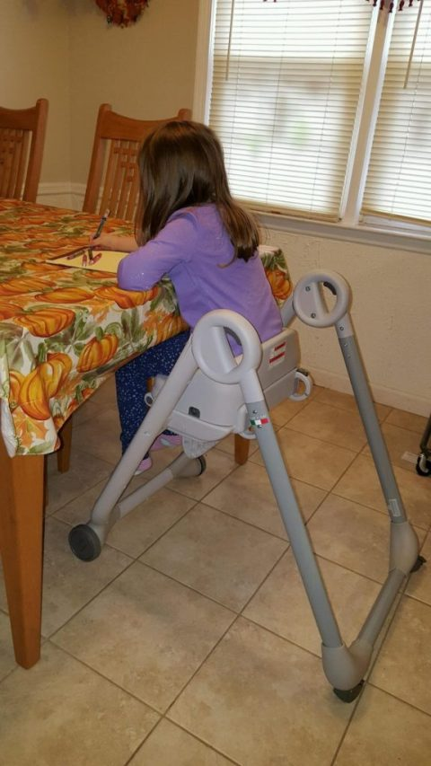 Chicco Polly Progress 5 - in - 1 High Chair