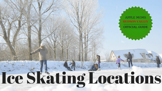 Hudson Valley Ice Skating Locations