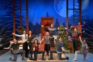 SHOW: Christmas Inn at Westchester Broadway Theatre
