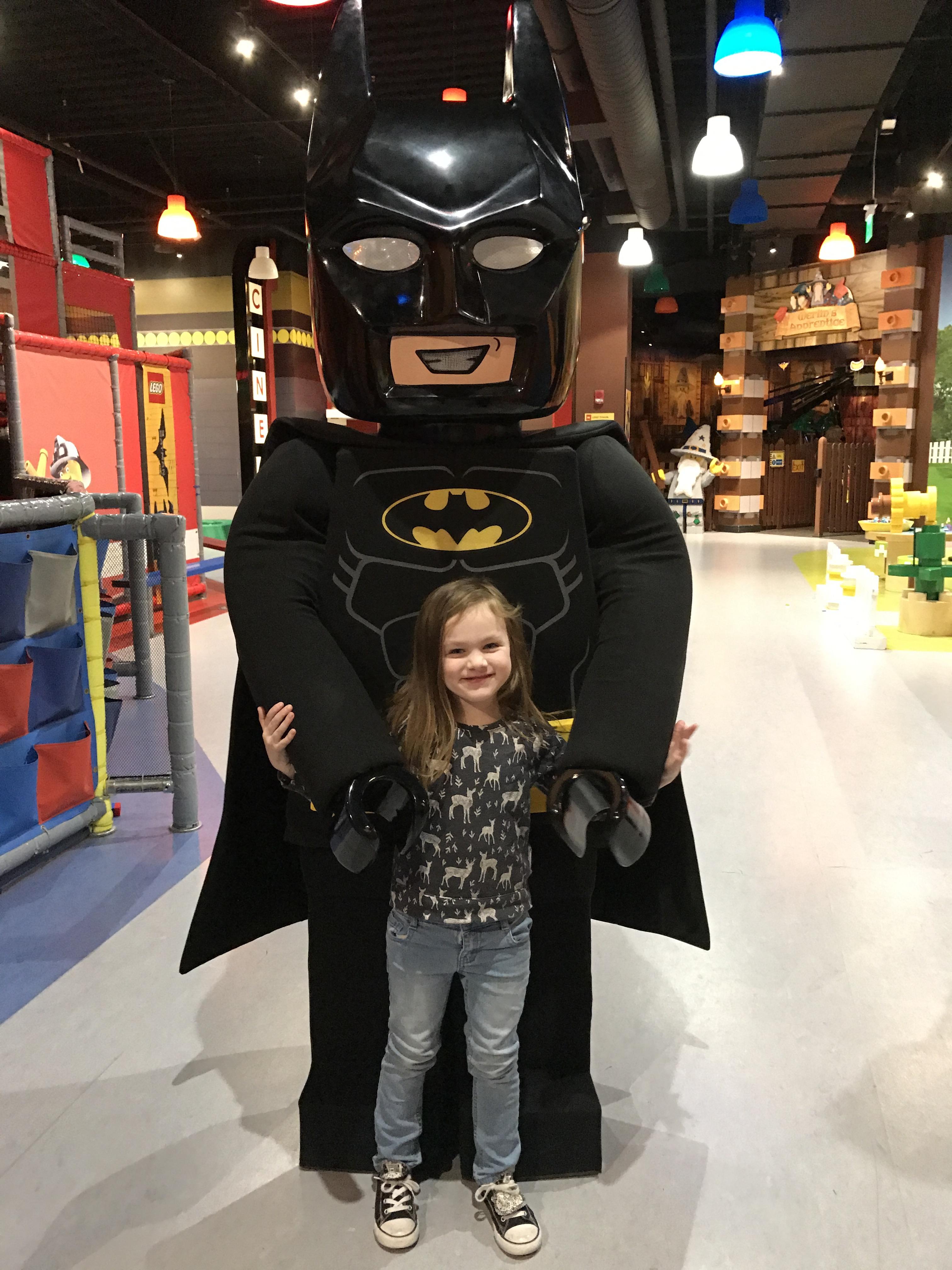 LEGOLAND Discovery Center- BATMAN Movie Days