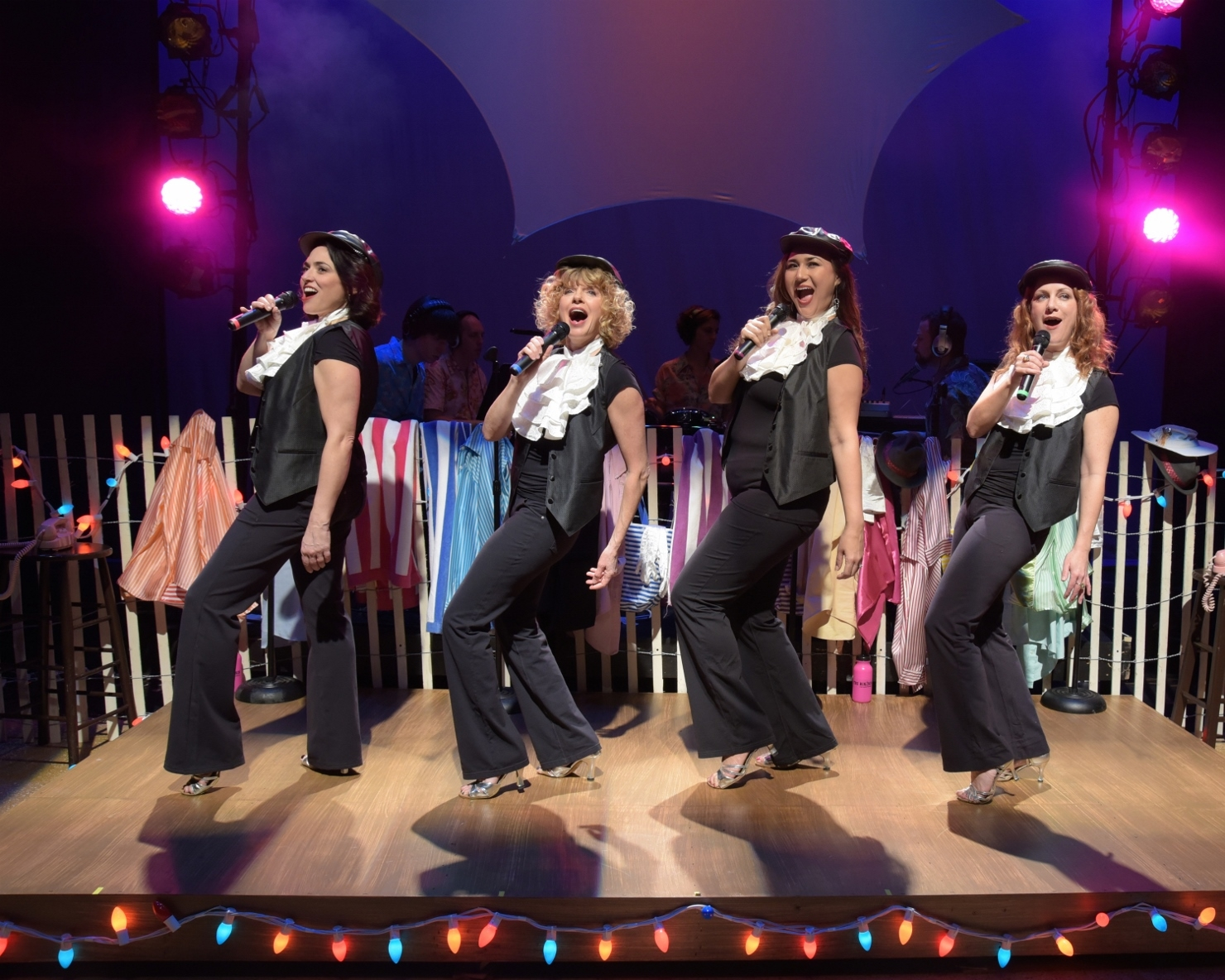 REVIEW:Westchester Broadway Theatre's The Bikinis