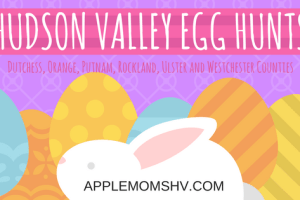 2017 Easter Egg Hunts in the Hudson Valley