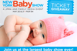 GIVEAWAY: New York Baby Show 2017