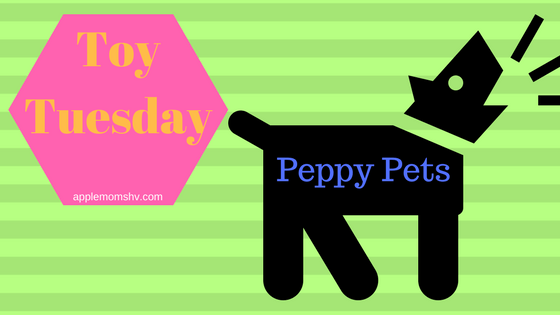 Toy Tuesday Peppy Pets
