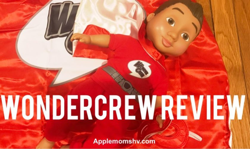 Toy Tuesday: WONDER CREW