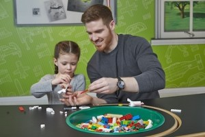 Giveaway: Dads Go Free LEGOLAND Discovery Center Westchester