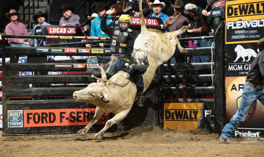 Professional Bull Riders at Madison Square Garden January 5-7