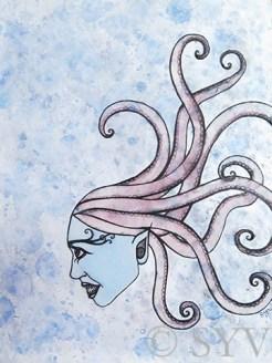 """""""Medusa (Octo)"""" - Sarah Y. Varnam"""